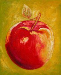 Obraz - Jablko červené
