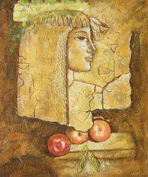 Obraz - Kleopatra