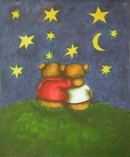 Obraz - Klidná noc