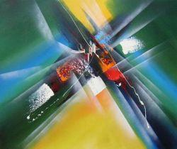 Obraz - Křížení cest