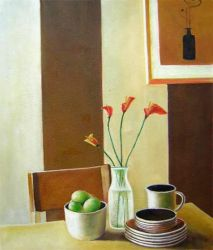 Obraz - Na stole