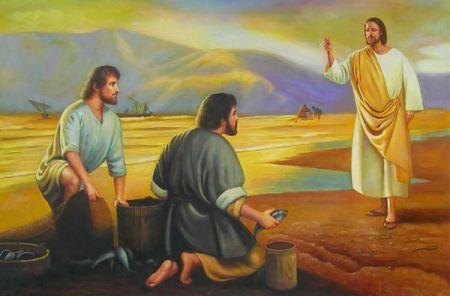 Obraz - Náboženský motiv II.