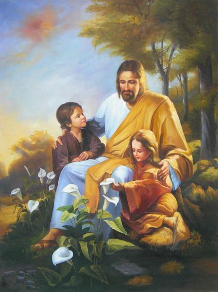 Obraz - Náboženský motiv VII.