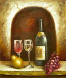 Obraz - Nádherné víno