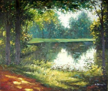 Obraz - Pohádkový les I.