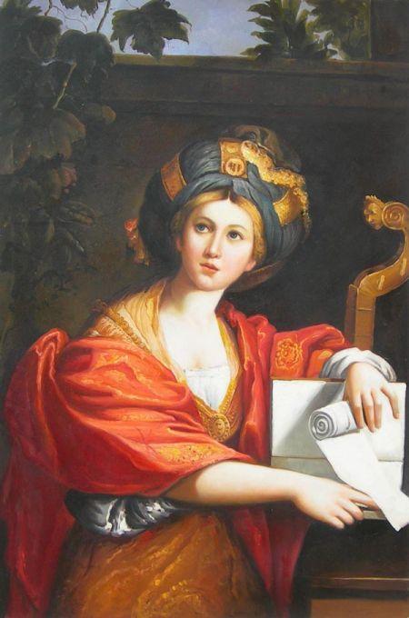 Obraz - Sedící žena II.