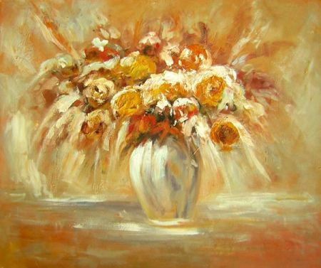 Obraz - Suché květy I.