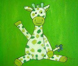 Obraz - Žirafa
