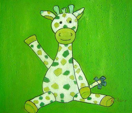 Obraz – Žirafa