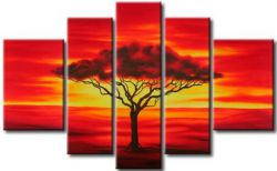 Obrazový set - Strom poznání